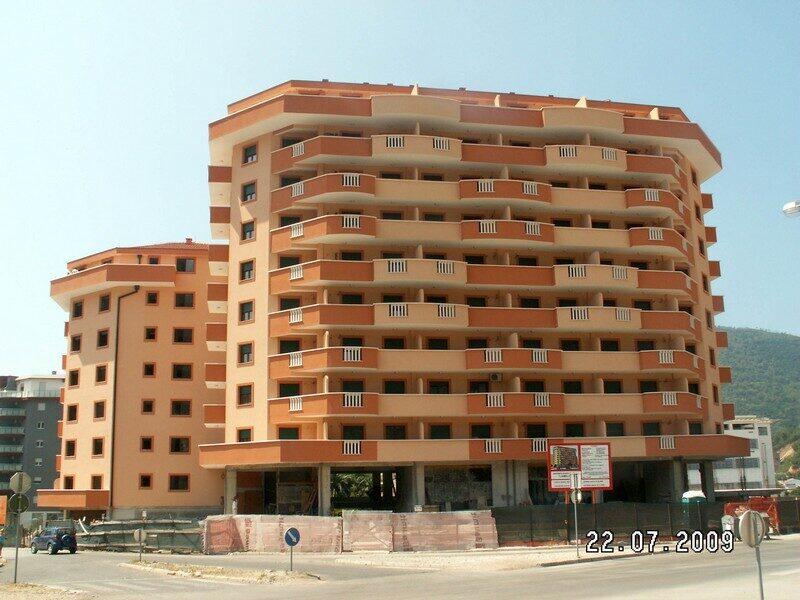 Недвижимость черногории на луштице