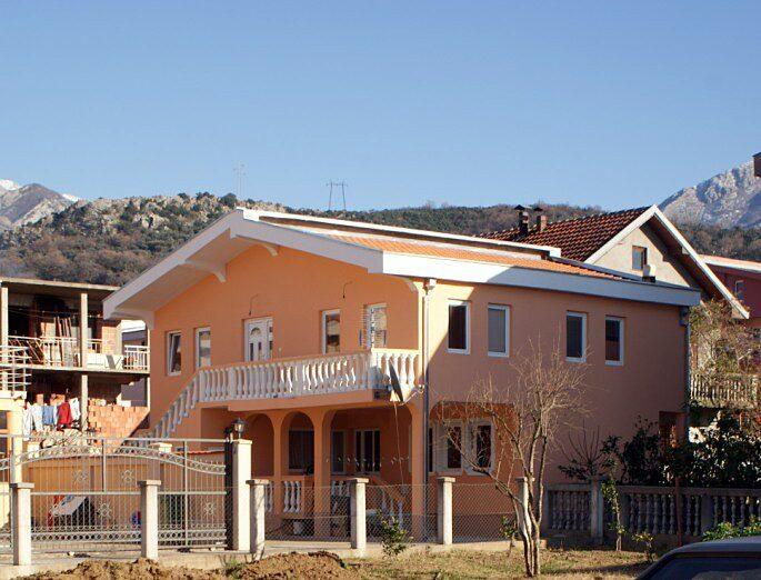 Вилла маре черногория будва карта